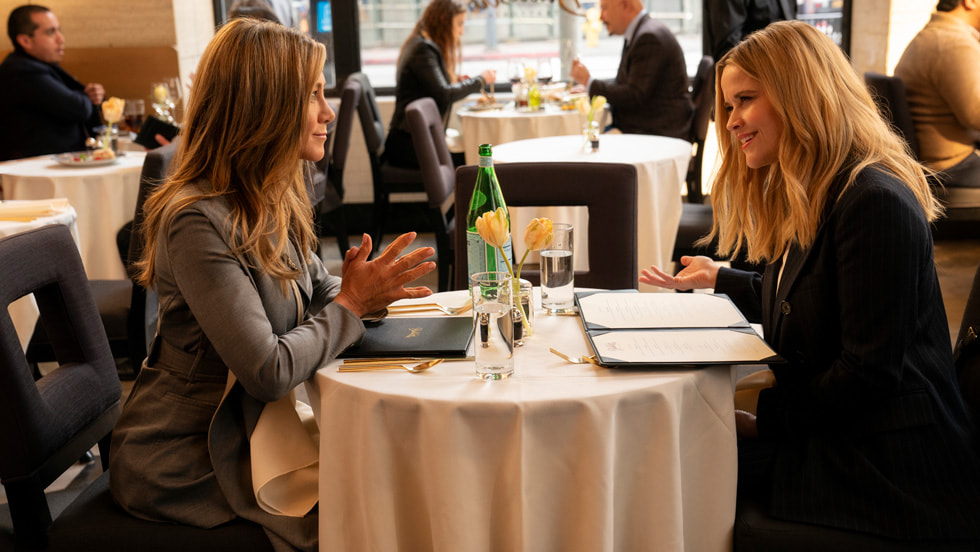 Jennifer Aniston i Reese Witherspoon w drugim sezonie serialu The Morning Show od Apple TV
