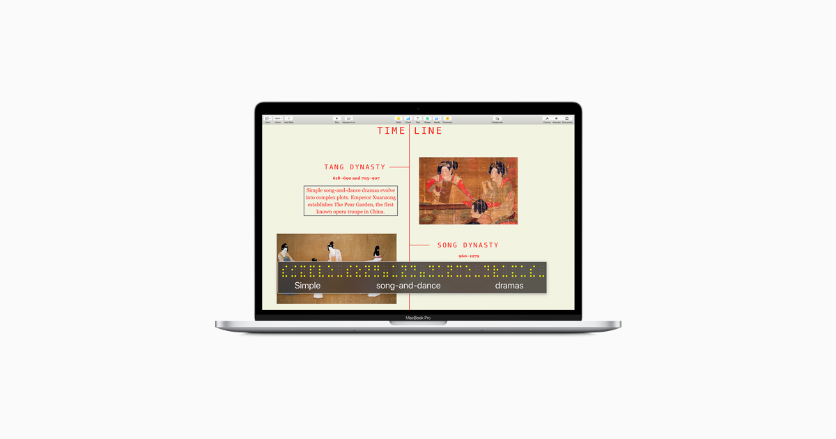 Accessibility - Mac - Apple