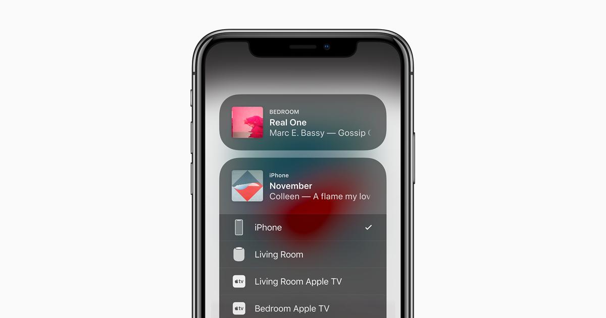 How do i show my iphone photos on apple tv