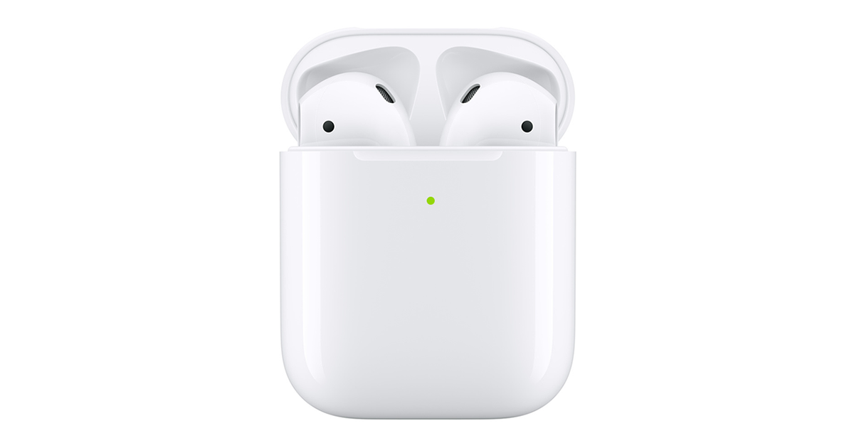 Airpods 2nd Generation Technical Specifications Apple