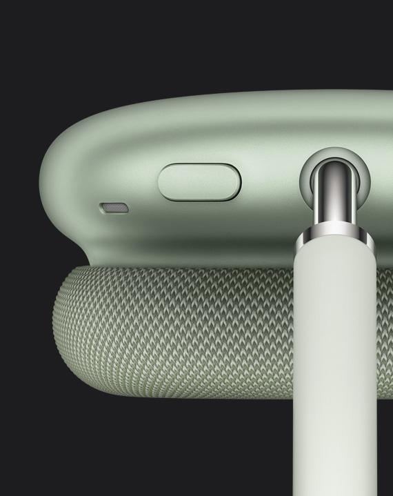 Наизображении крупным планом показана кнопка управления шумоподавлением.