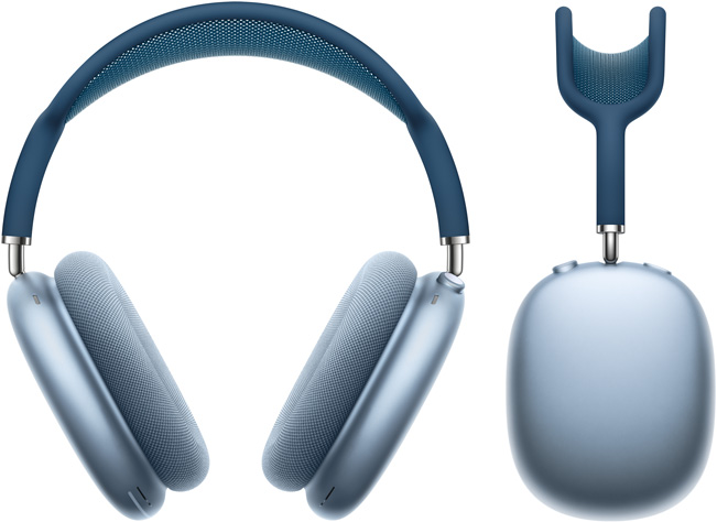 Airpods Max Sky Blue