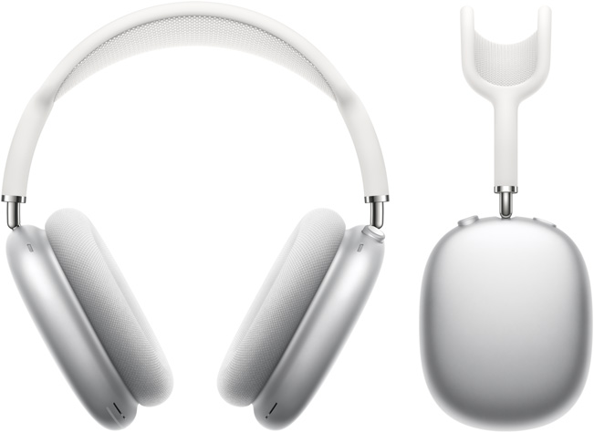 AirPods Max argent
