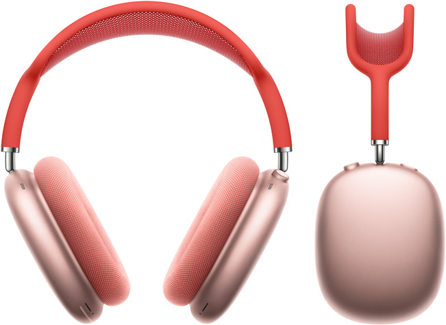 AirPods Max – rosa