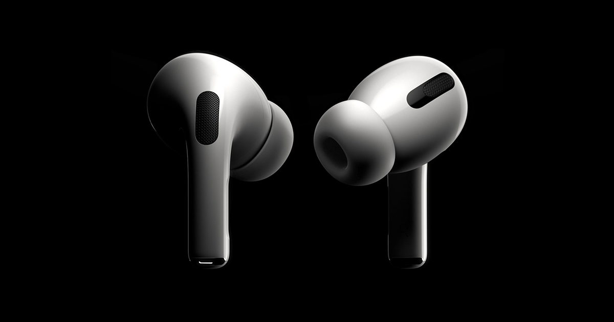 Apple Announce AirPods Pro