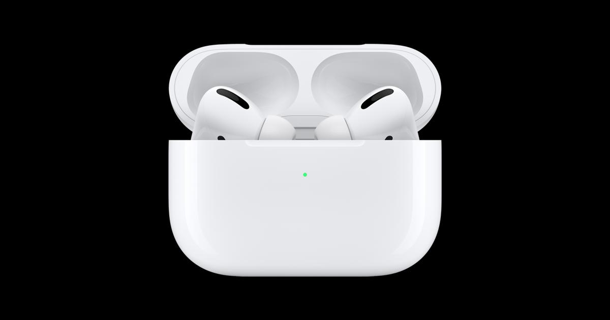 Airpods Pro Ohreinsätze Wechseln