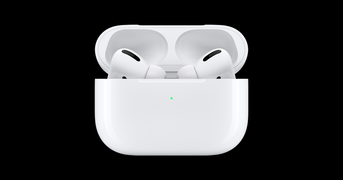 Airpods Pro Technical Specifications Apple