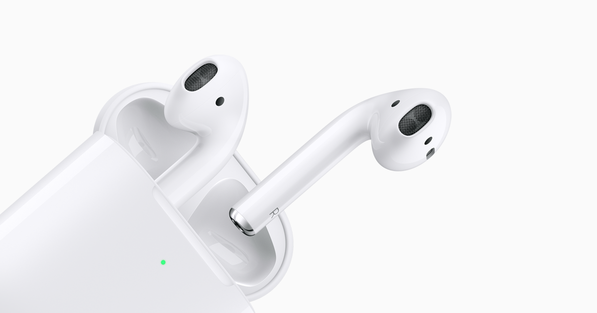 on sale a55cd a173a AirPods - Apple (IN)