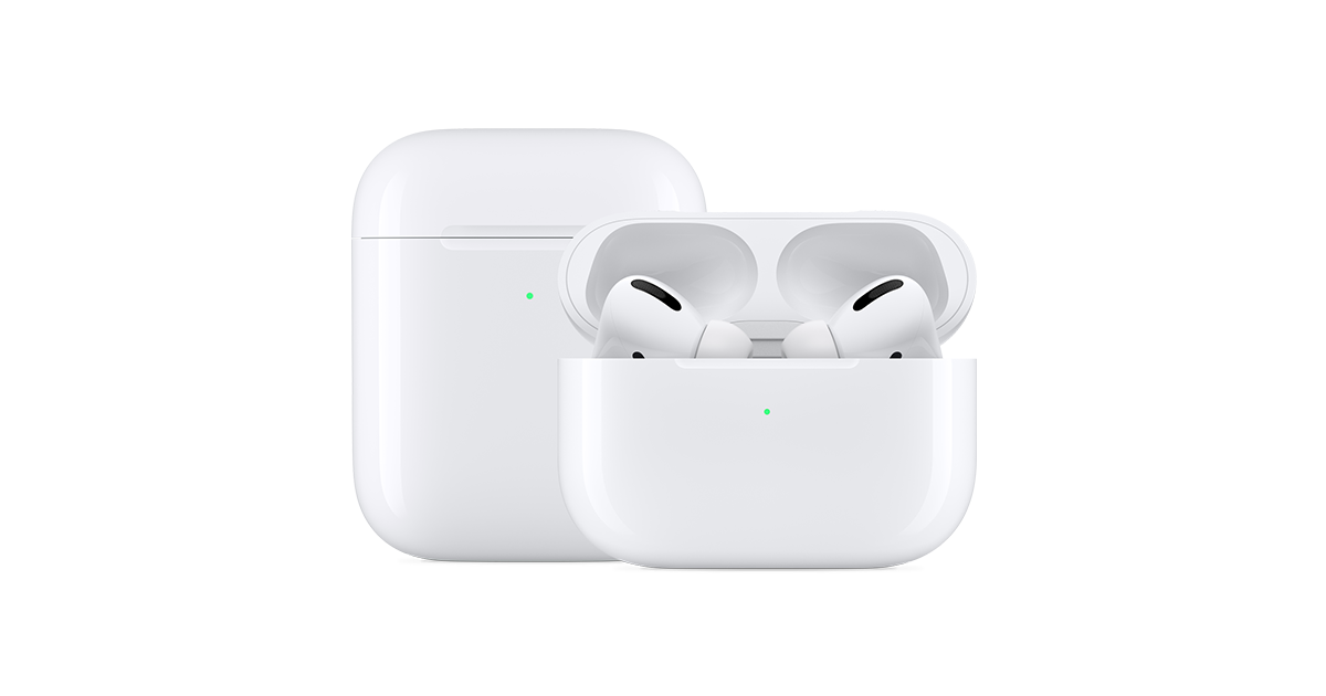 Airpods Apple Bg
