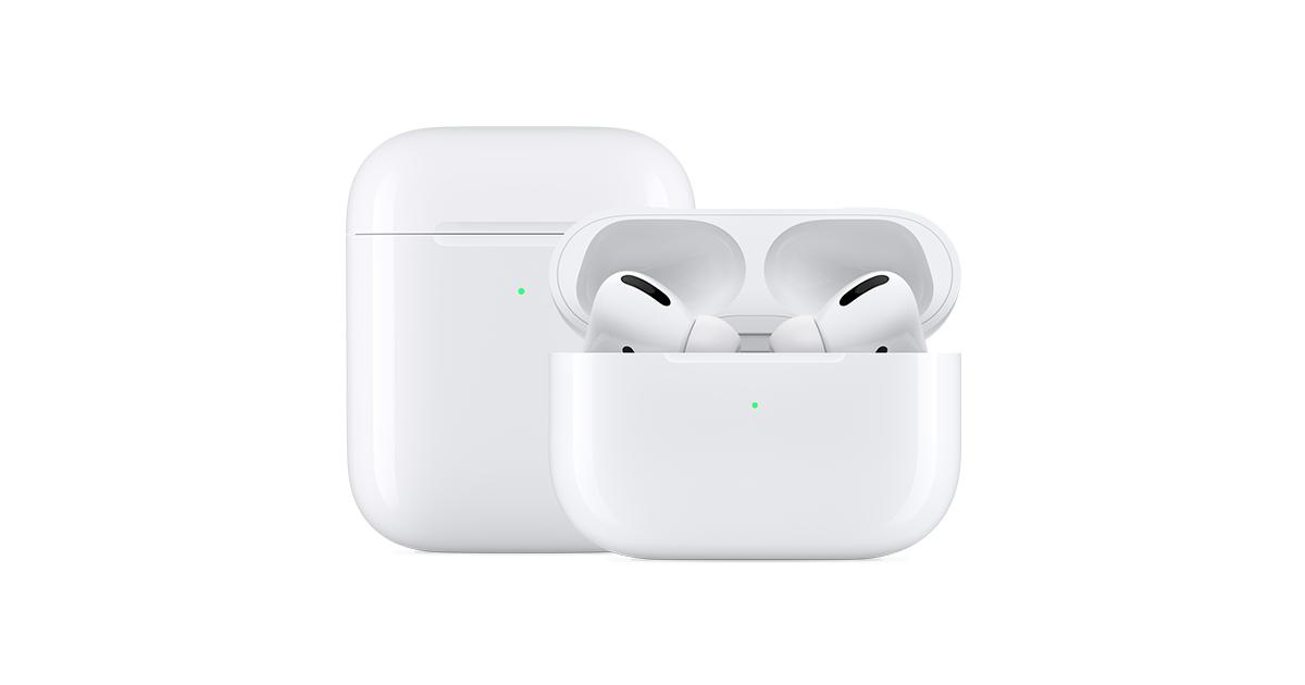 Auscultadores BlueTooth Apple AirPods ´2019´ 2.Generation