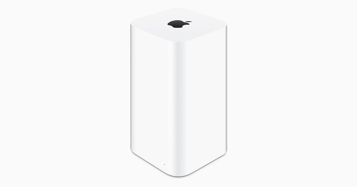 How to keep using Time Machine when the AirPort Time Capsule is discontinued