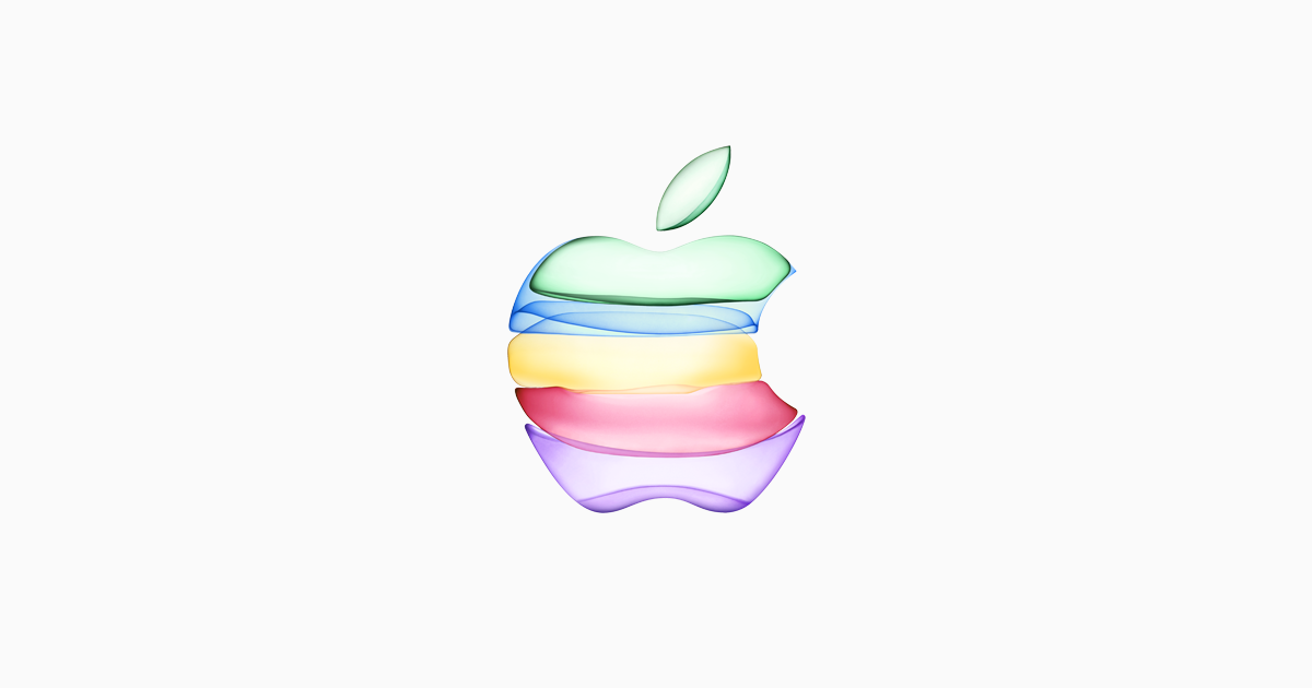 Apple Events - Keynote September 2019 - Apple