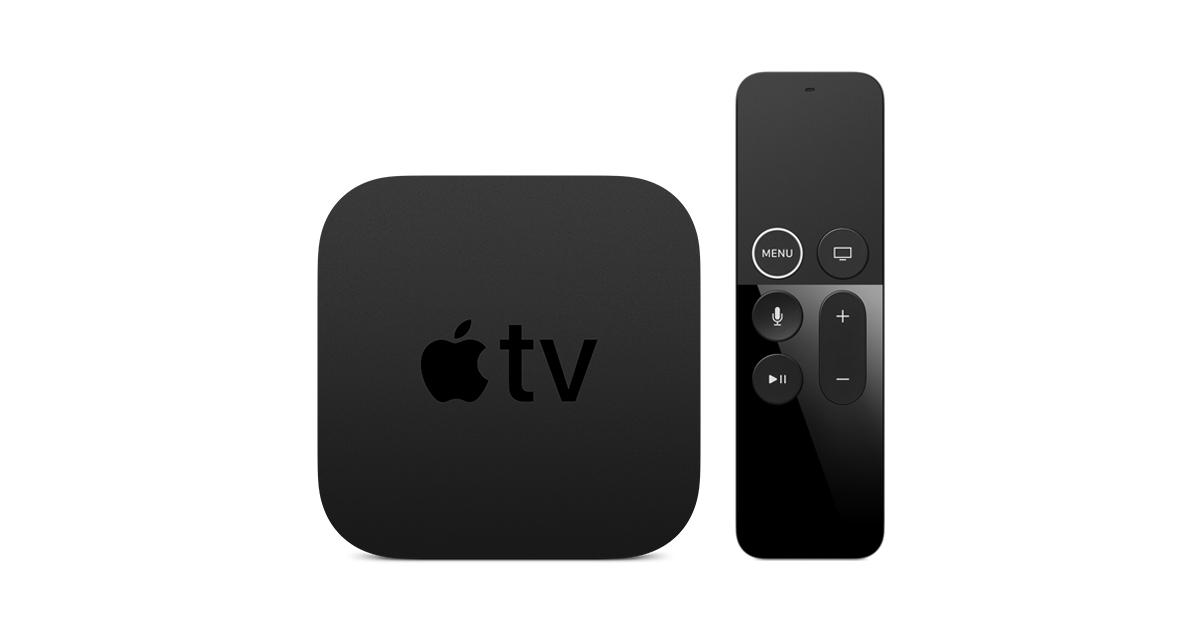 Apple TV 4K - Apple (UK)