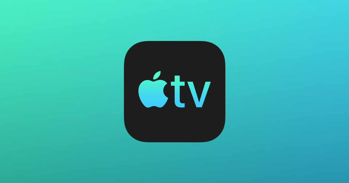 Apple TV app - Apple
