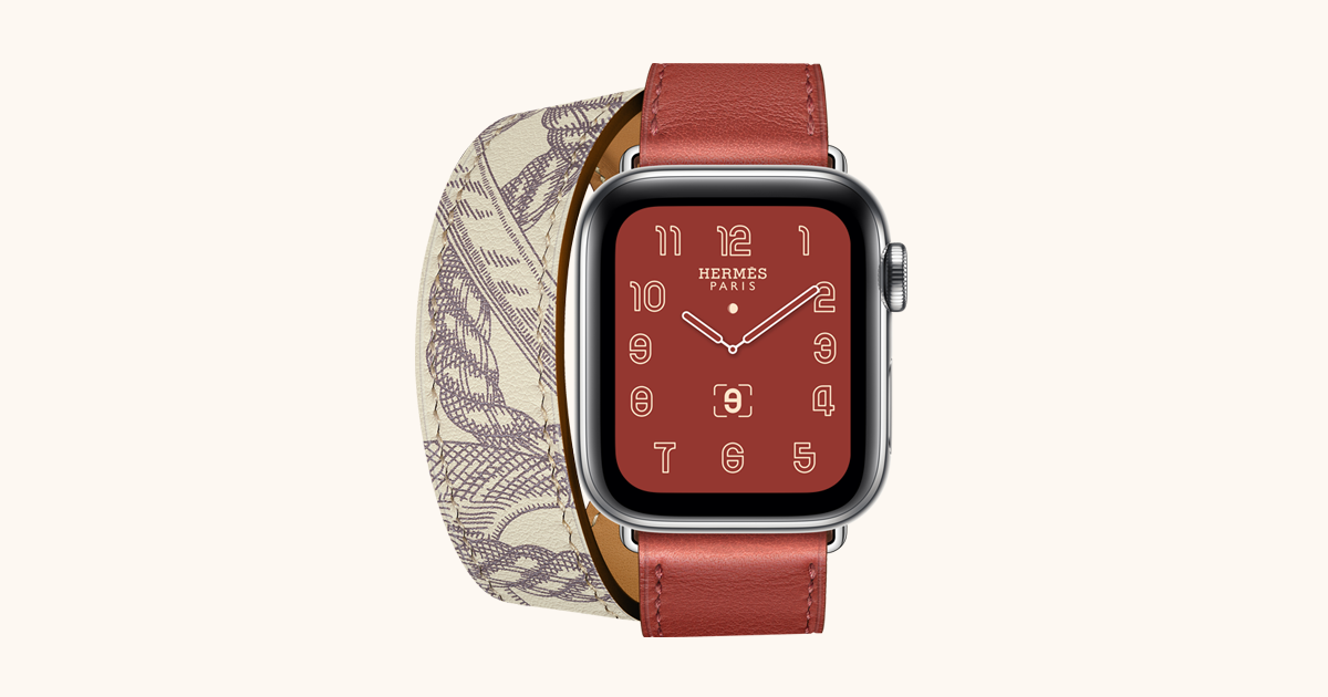 Apple Watch Hermès , Apple (FR)