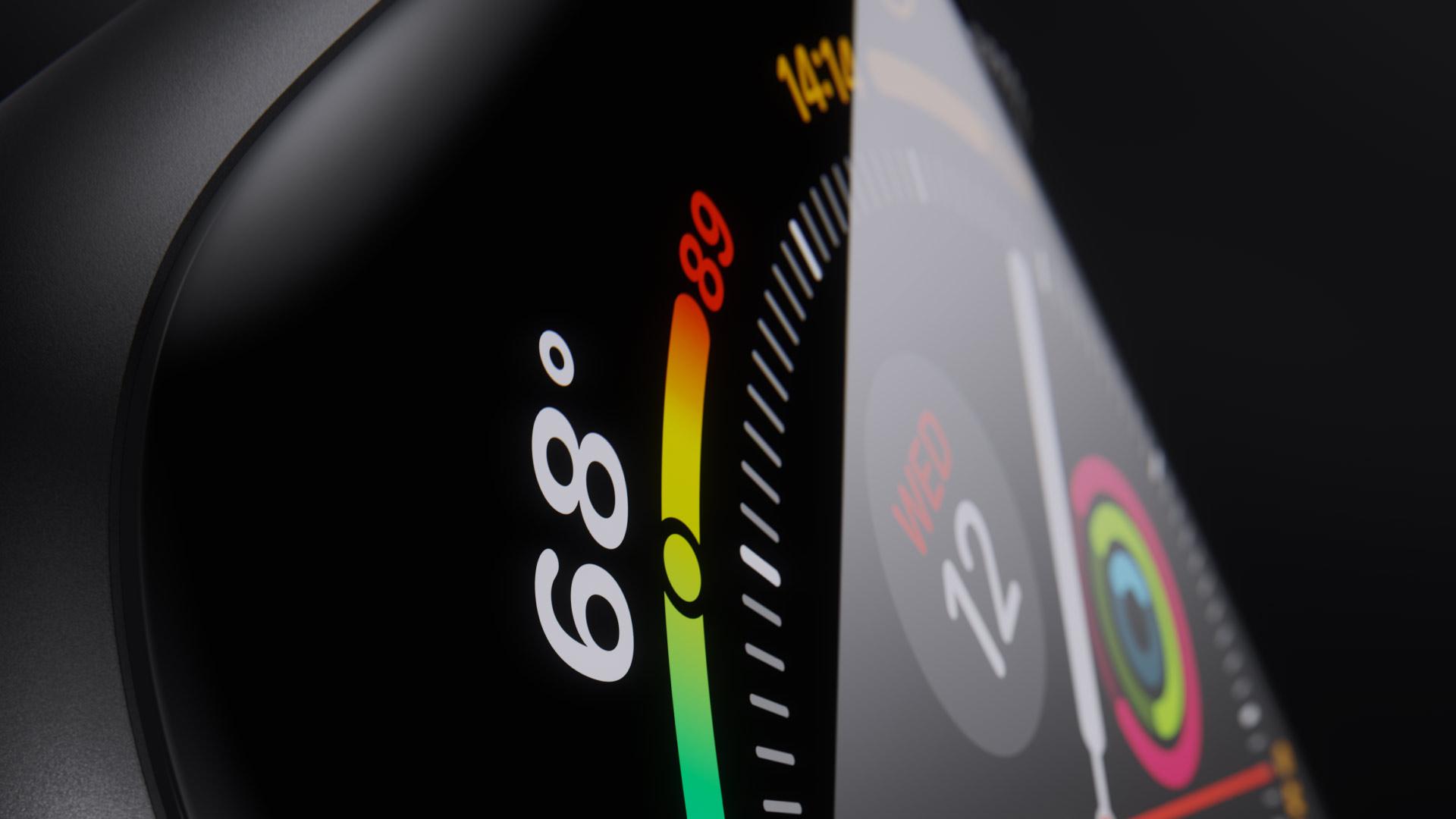 Unduh 1000 Wallpaper Apple Watch Series 4 HD Terbaru