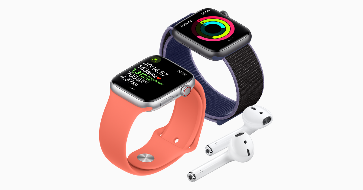 Image result for apple watch series 5 eco-friendly