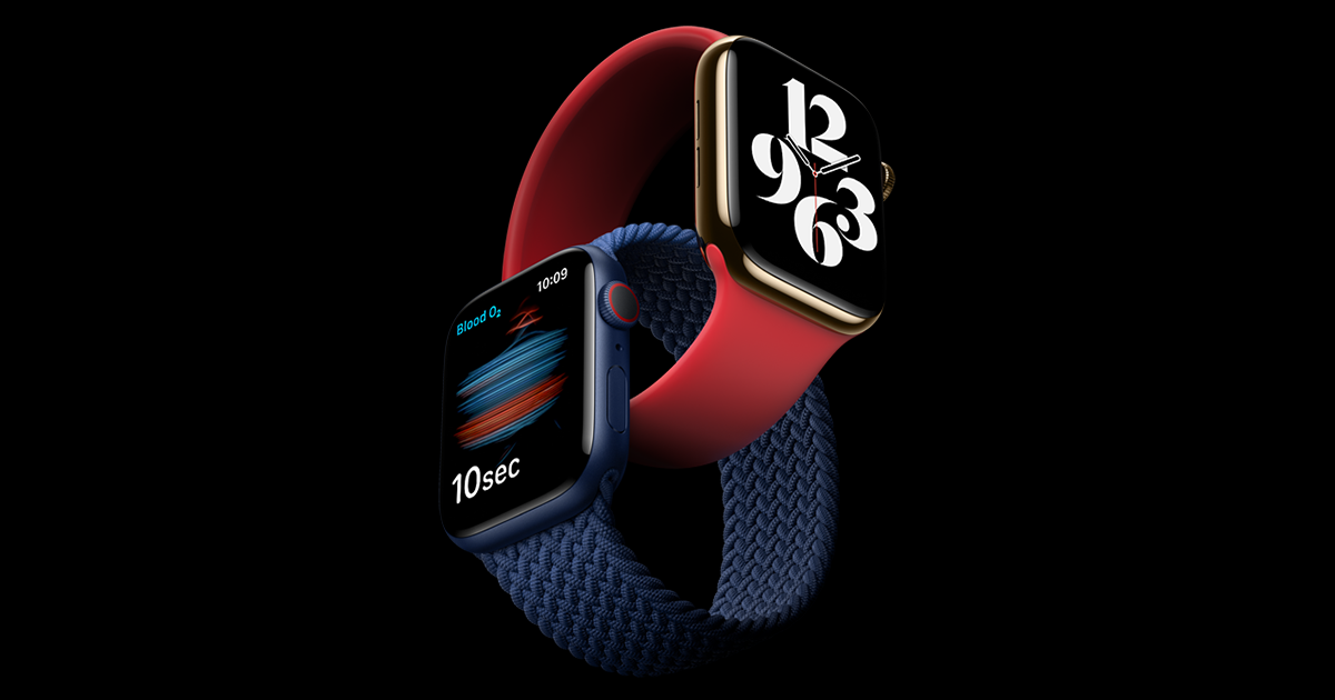 Apple Watch Series 6 Apple