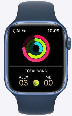 Apple Watch Competitions