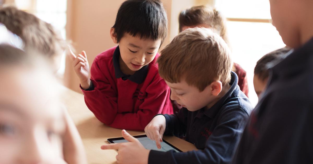 教育 apple 日本