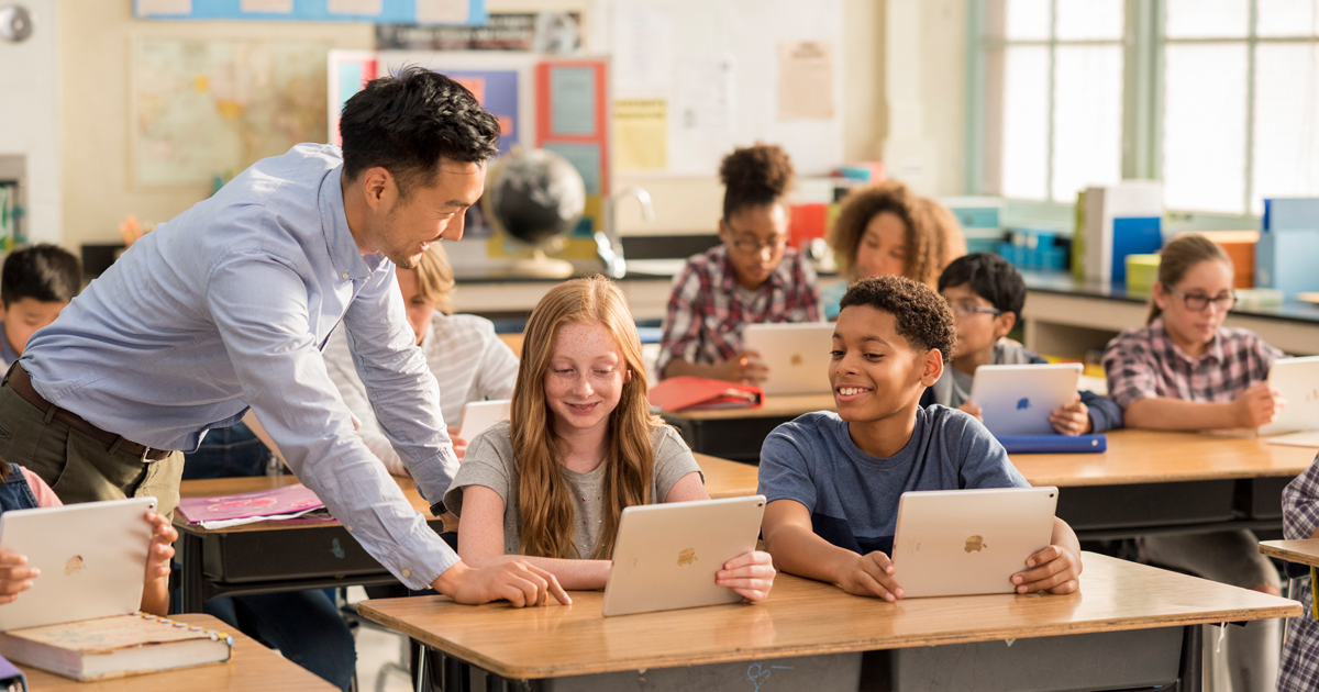 Education Tools For Teaching Apple