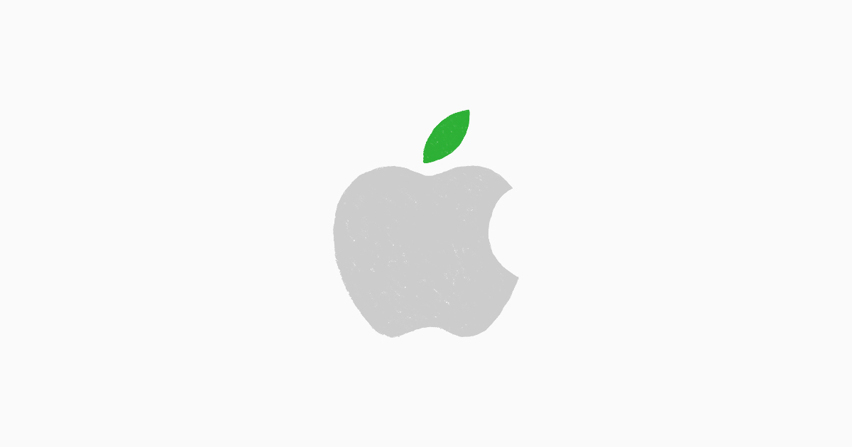 картинка яблоко эпл