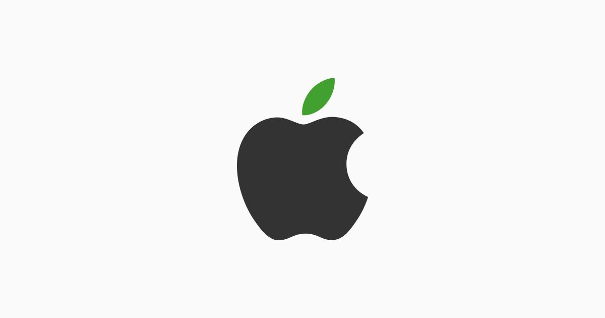 20443ea128e84 Meio ambiente - Apple (BR)