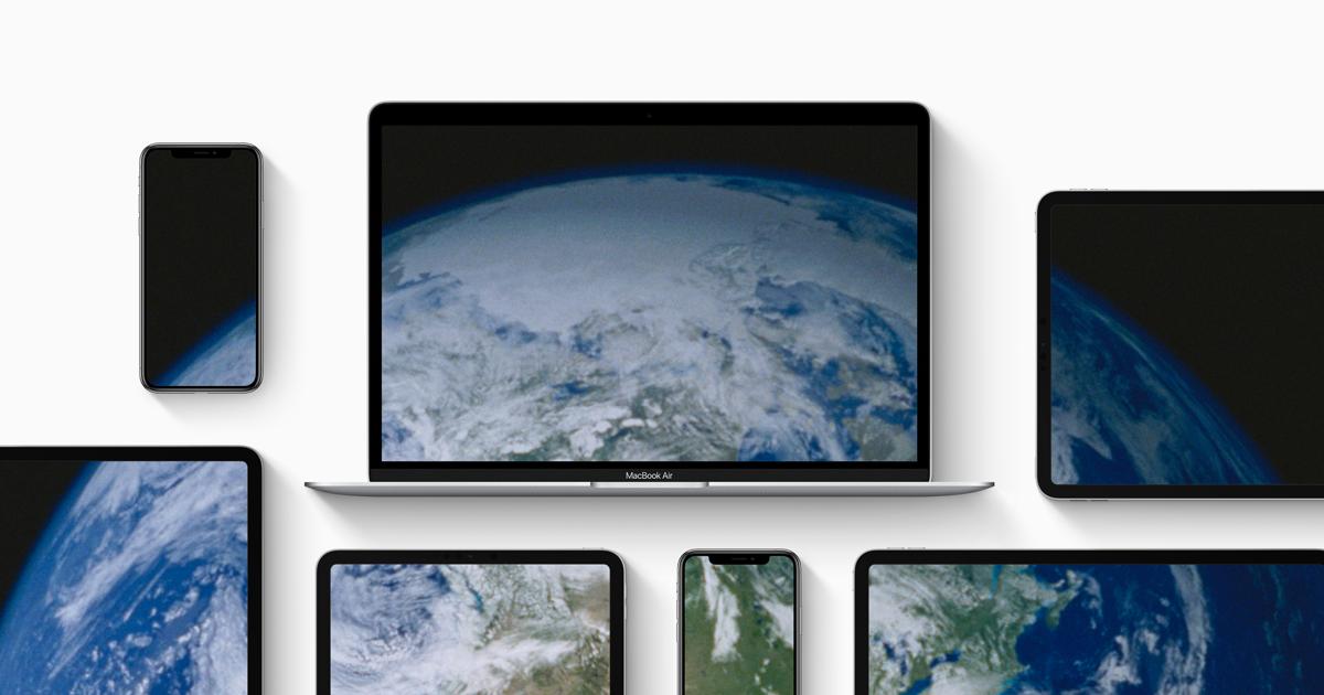 Environment Apple