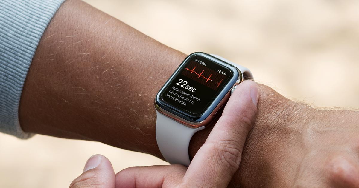 Healthcare - Apple Watch - Apple