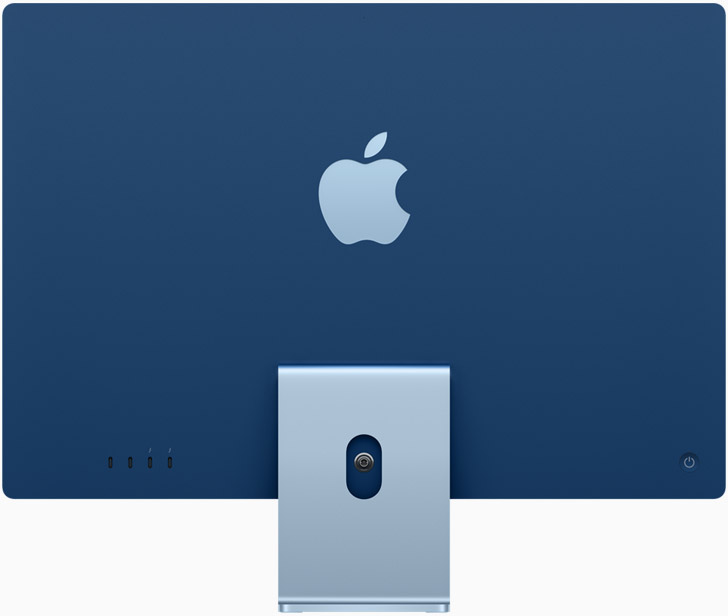 iMac Back