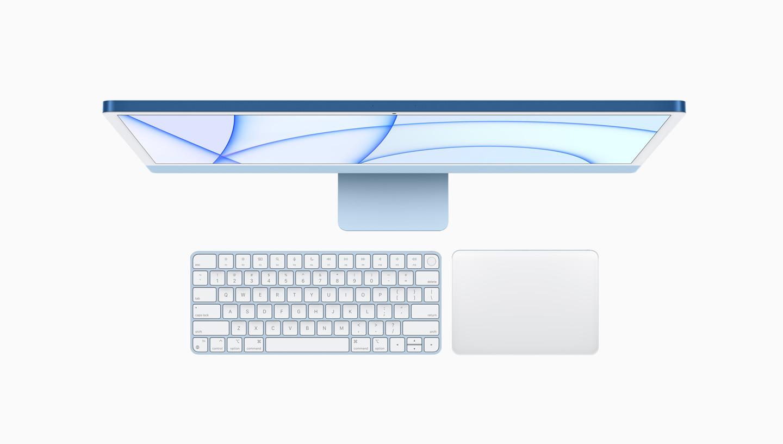 6 ألوان مختلفة لجهاز iMac