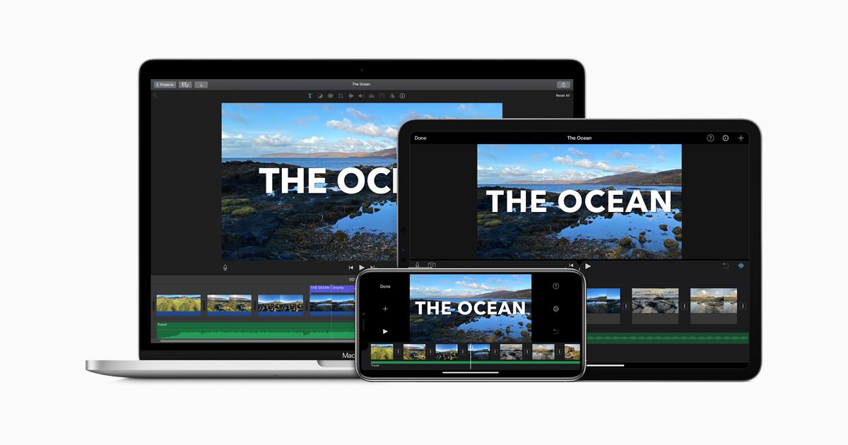 Imovie apple download free