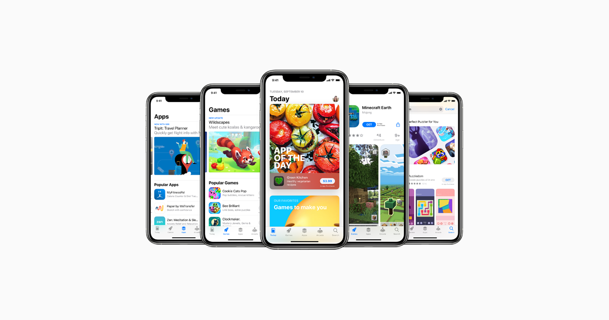 Iphone Online App Store