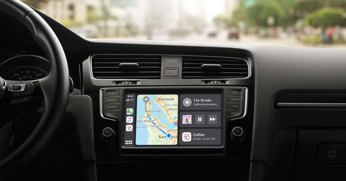 iOS - CarPlay - Apple