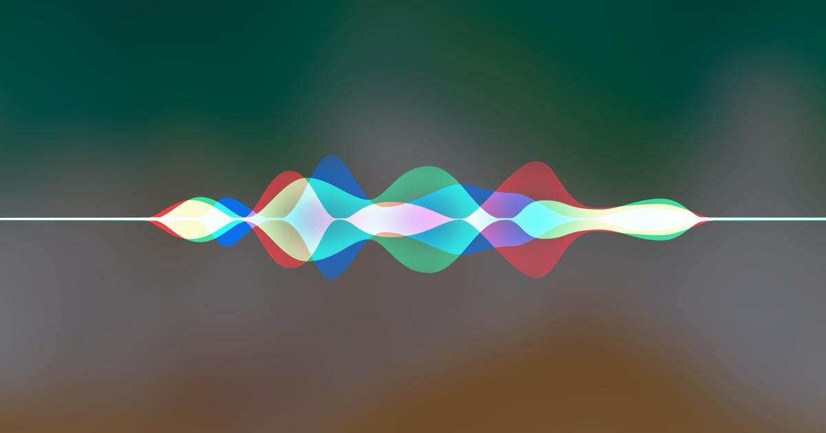 Imagen de Siri 2017 | Apple.com