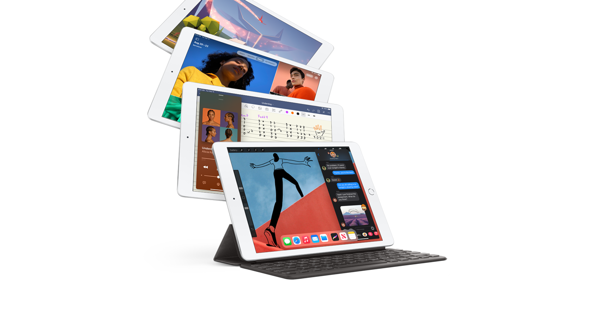 iPad 10.2-inch - Apple