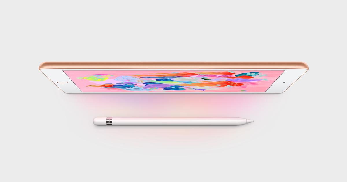df2e12695f6d5  iPad مقاس 9.7 إنش - المواصفات التقنية - Apple (الإمارات)