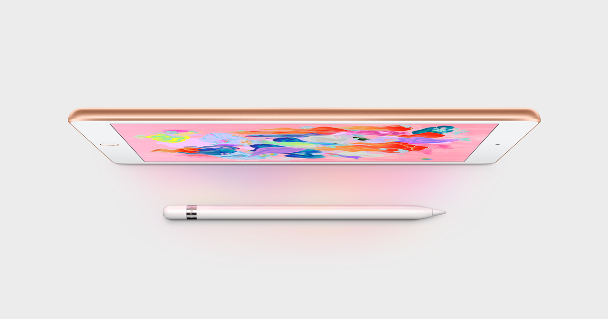 connect apple pencil to ipad