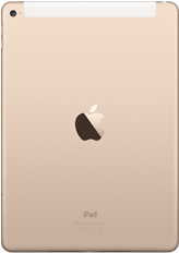 iPad Air2 with Wi-Fi & Cellular - 16GB Gold