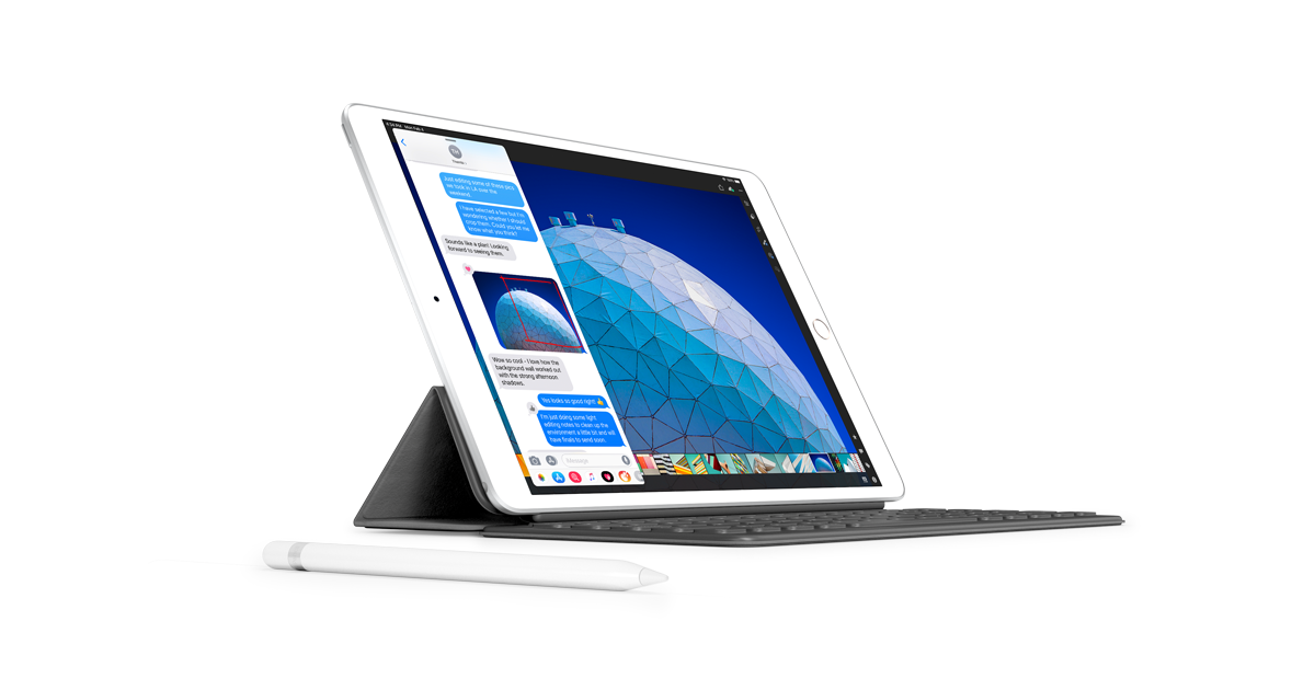 iPad Air - Technical Specifications - Apple