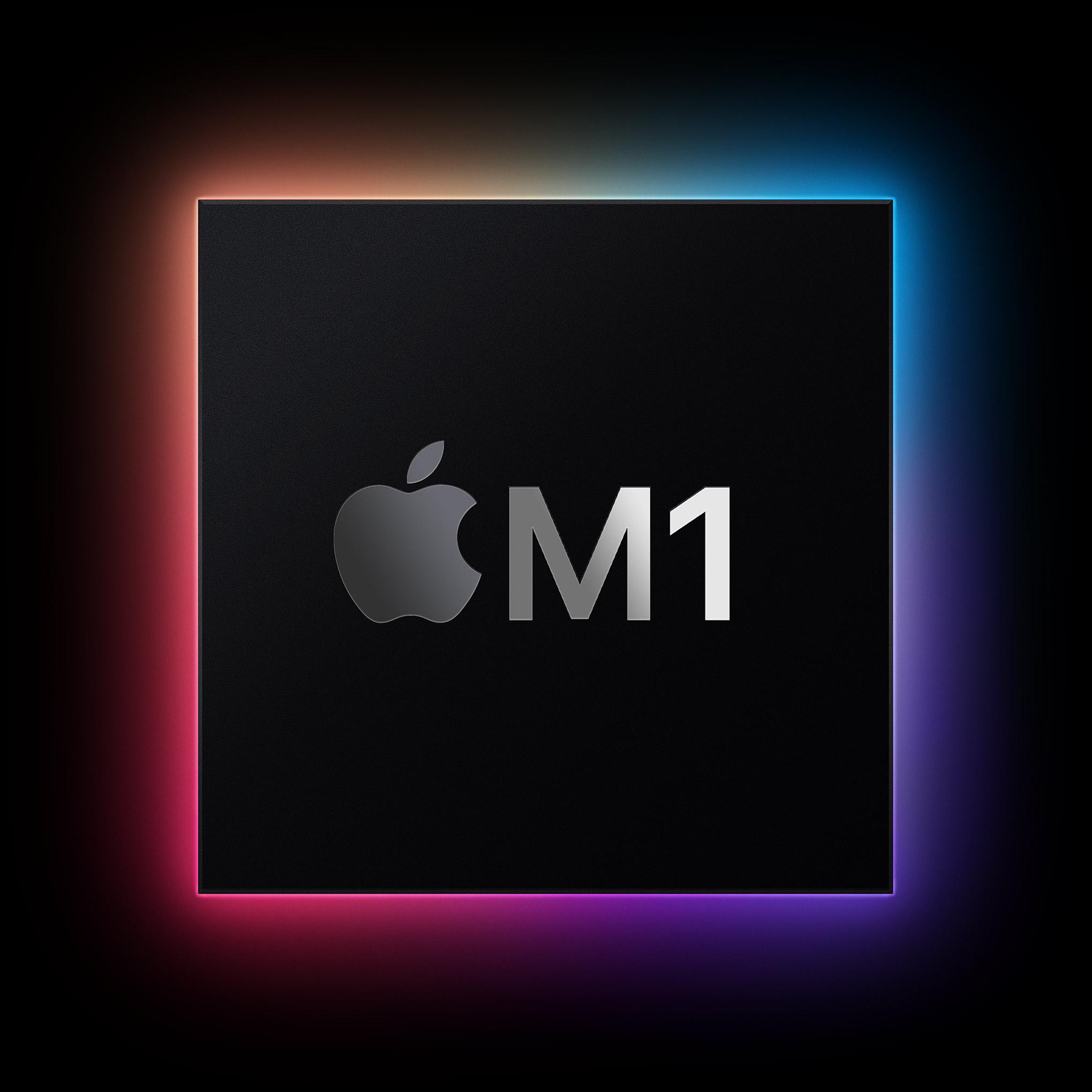Puce M1 intégrée dans le nouvel iPad Pro 2021