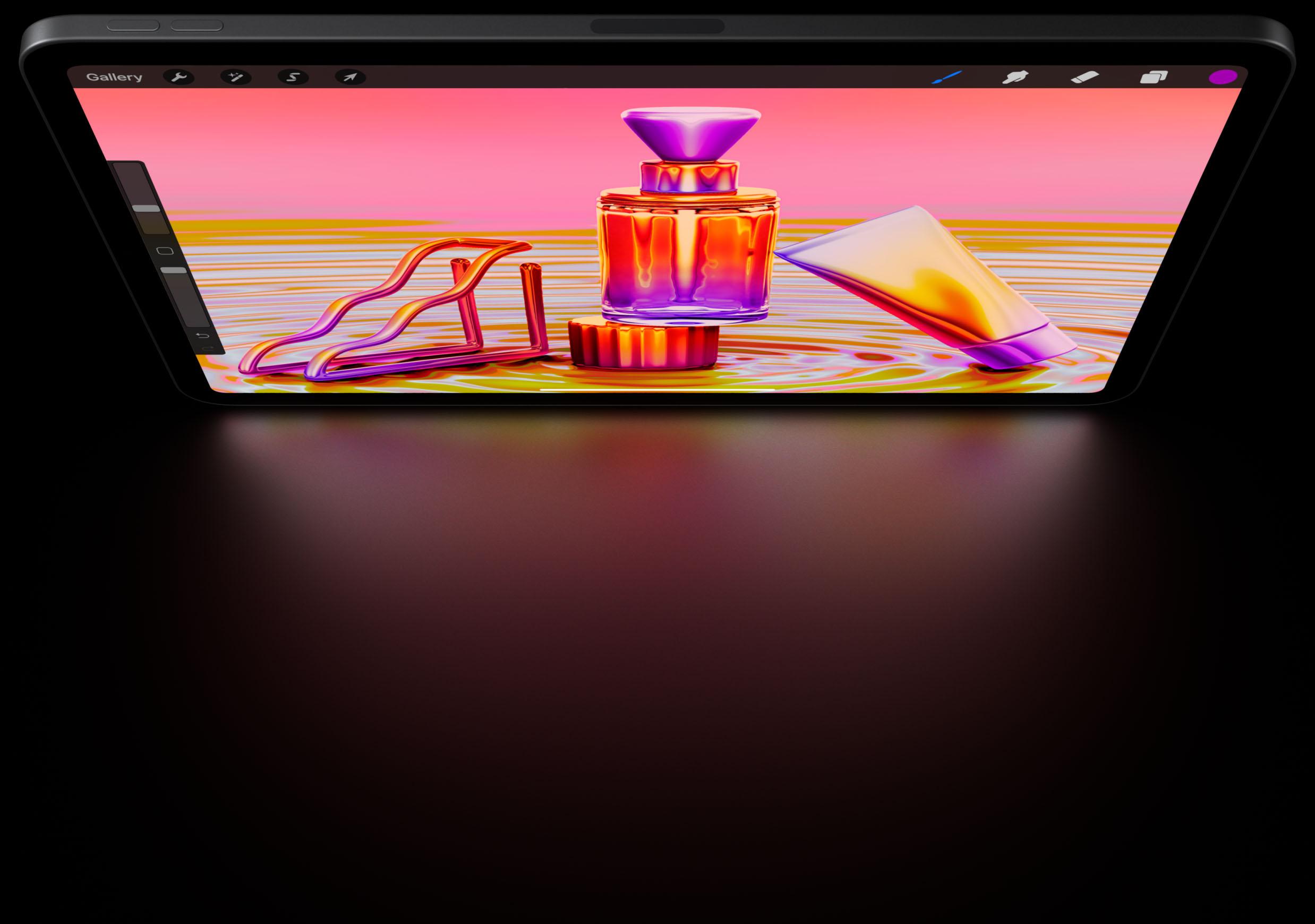 iPad Pro 2021 GPU
