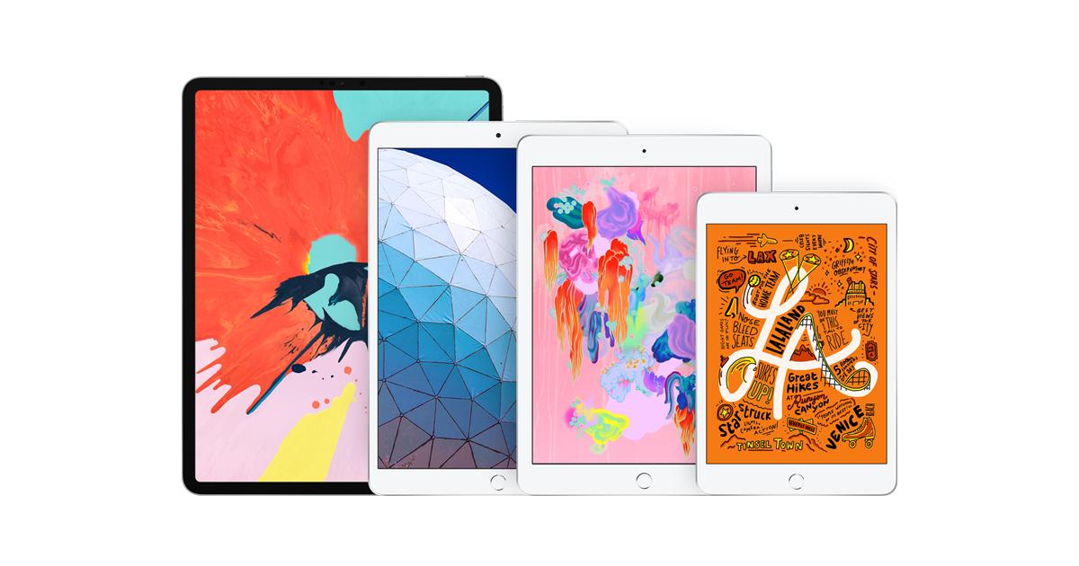 iPad - Apple (AU)