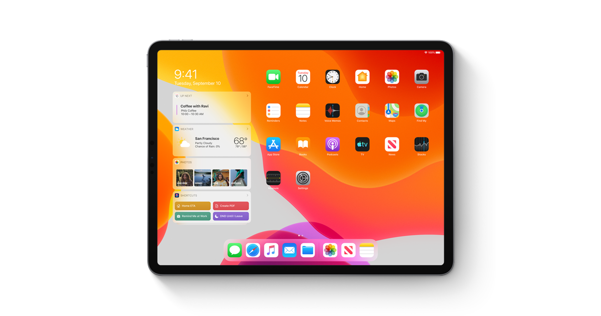 iPadOS - Features - Apple