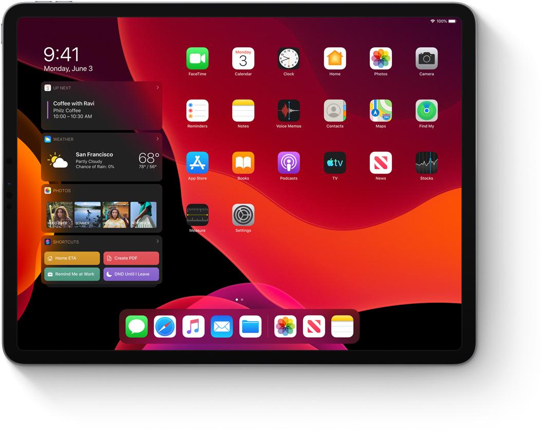 iPAD Os este un nou sistem de operare pentru tableta ta 147