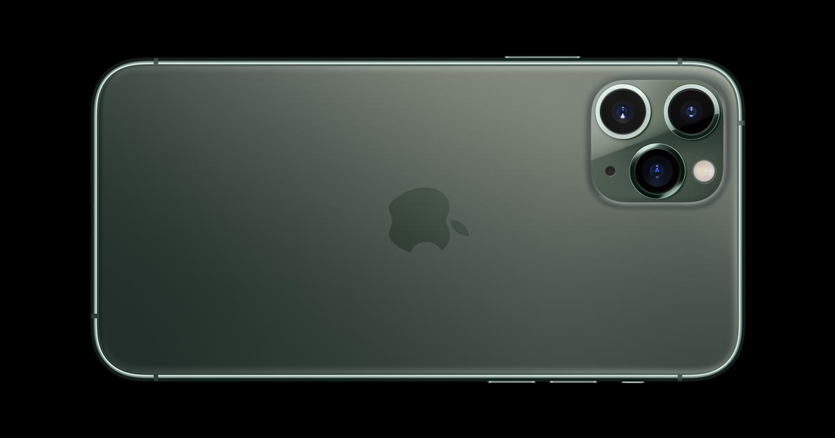 iphone 11 pro apple. Black Bedroom Furniture Sets. Home Design Ideas