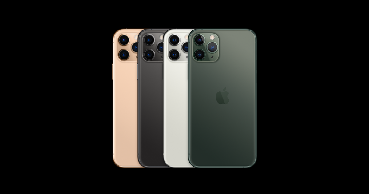 iPhone 11 Pro , Technical Specifications , Apple