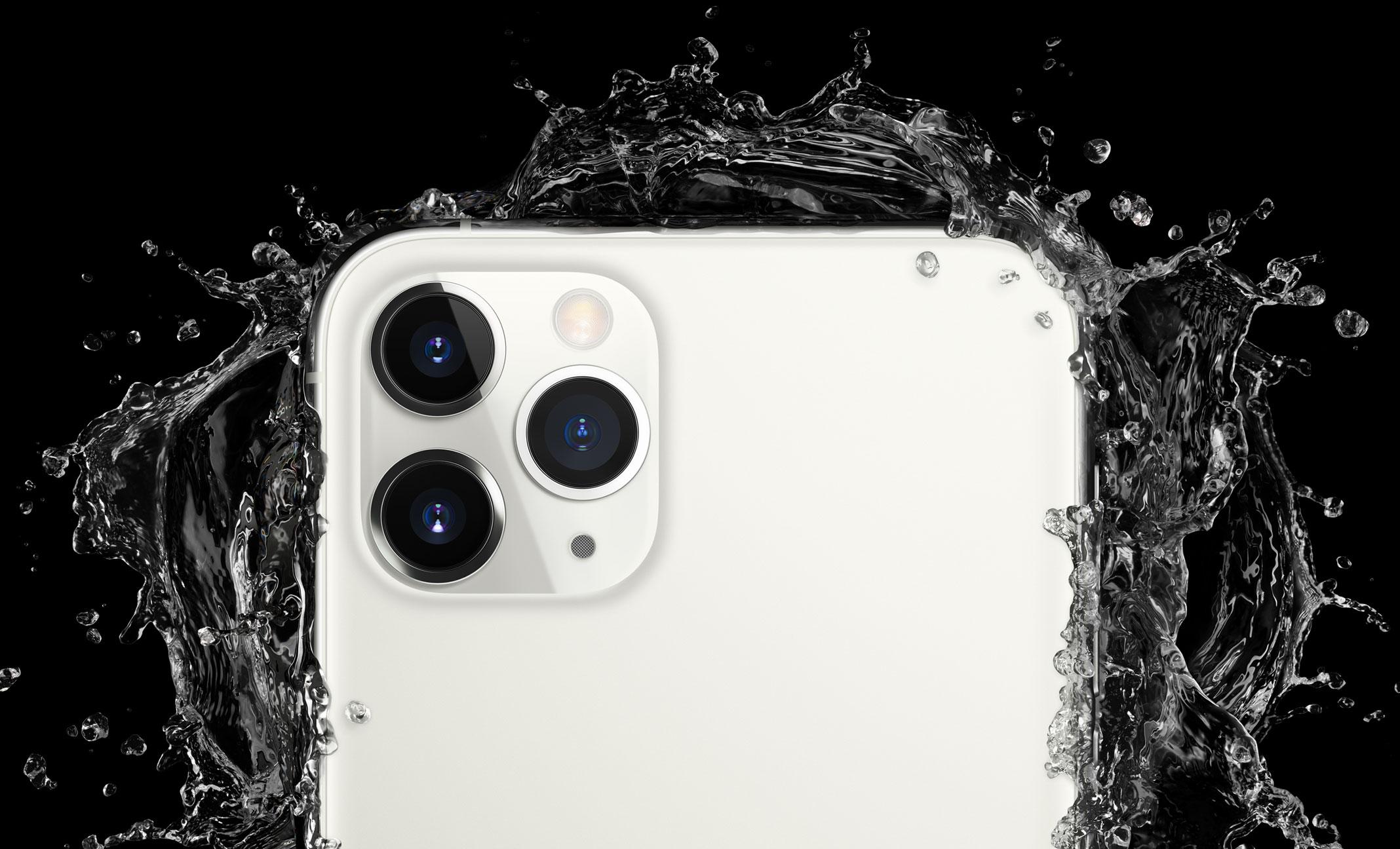 Apple 发布 iPhone 11 Pro 系列:专业相机、专业屏幕、专业性能-字母圈