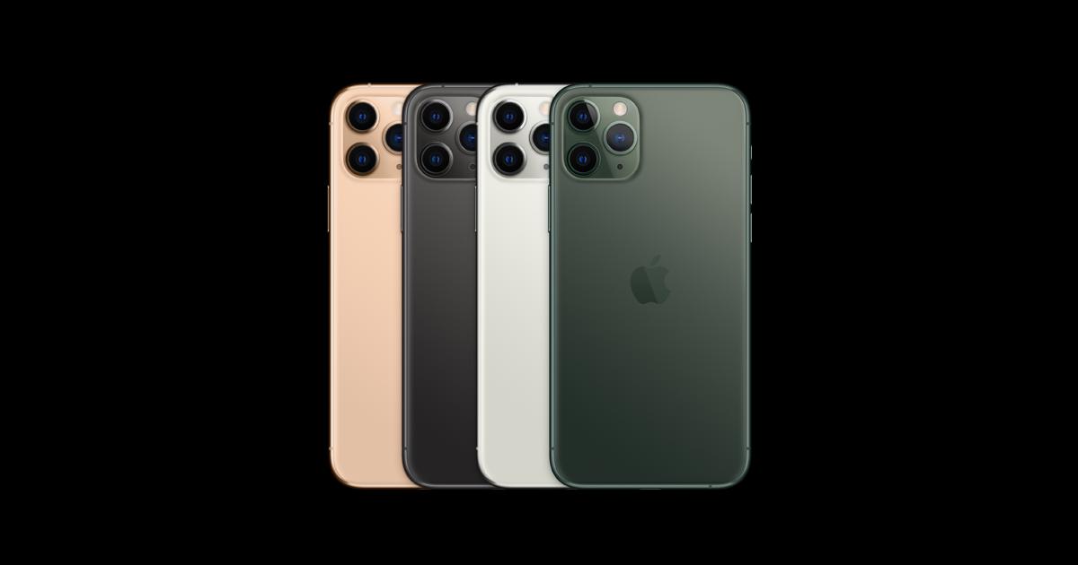 iPhone 11 Pro 256 gb встроенной памяти обзор