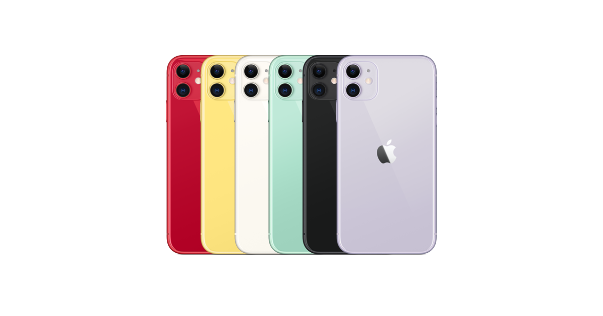 iPhone 11 - Technical Specifications - Apple (UK)